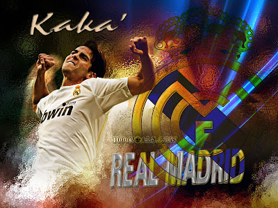 real madrid wallpaper 2010 kaka. Ricardo KAKA