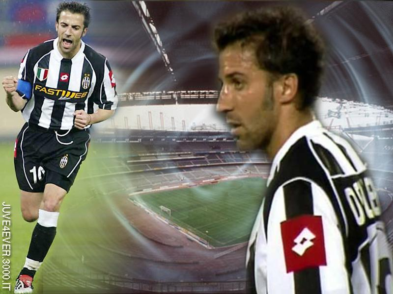 del piero wallpaper. Football Wallpapers: Del Piero