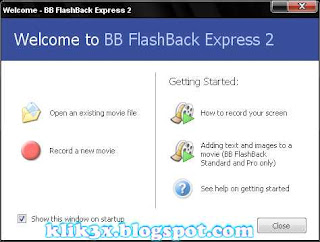 BB FlashBack Express 2.6.1, on klik3x.blogspot.com