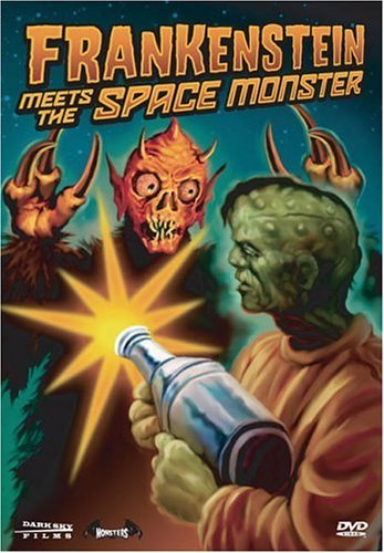 Frankenstein Meets the Spacemonster movie