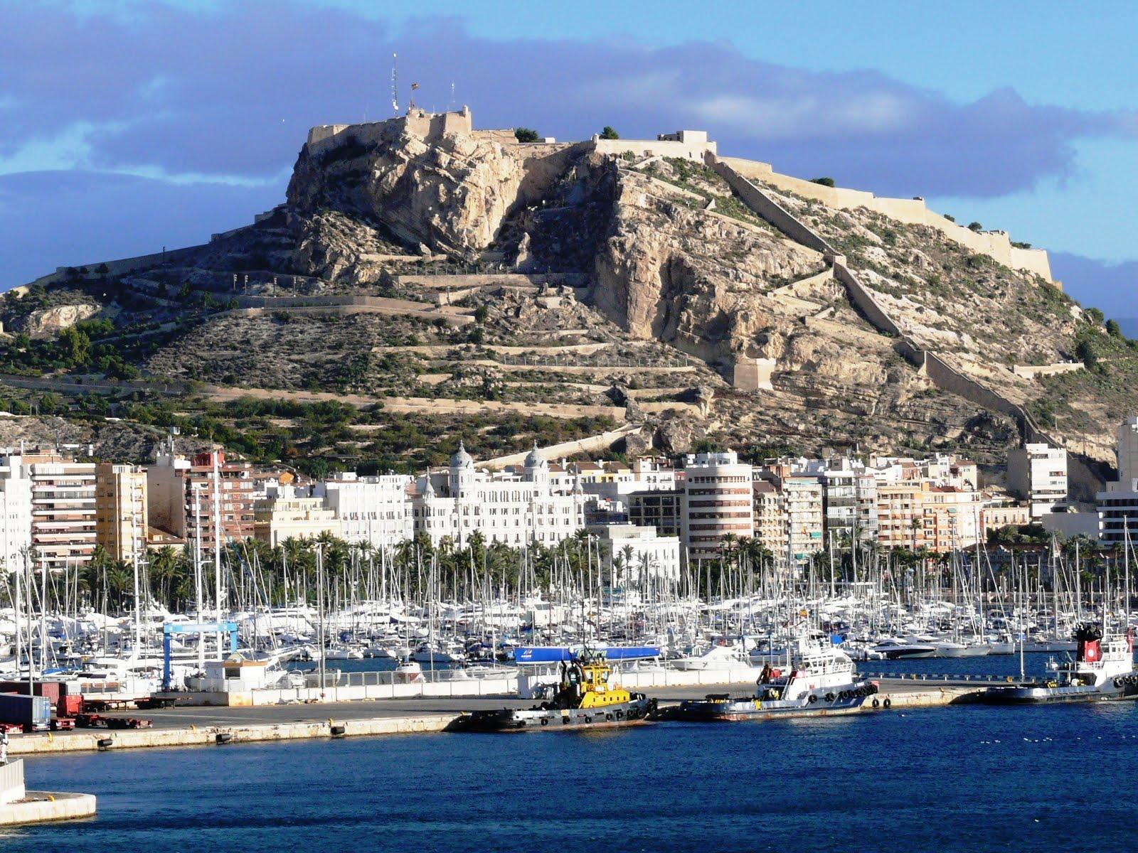 Alicante Spain  city pictures gallery : Water Under the Bridges: November 22 Alicante, Spain
