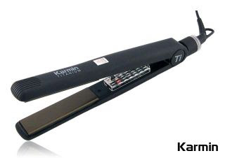 Karmin Titanium Hair Straightening Iron