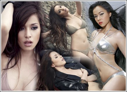 FHM Philippines Naughty Pinay Cristine Reyes new posed in fhm magazine september 09 issue