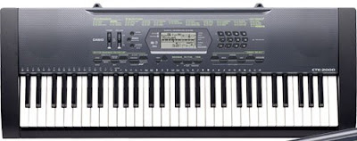 Casio CTK-2000 Digital Keyboard