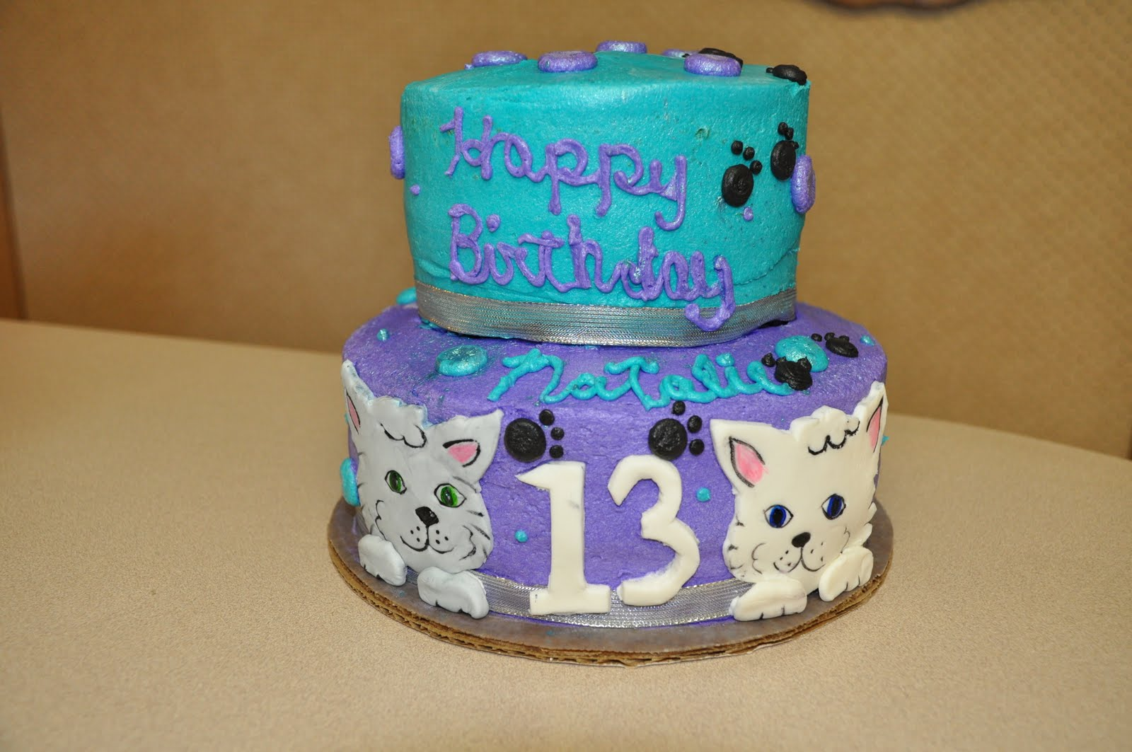 Dream Cakes 13 Year Old Birthday