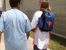 It trend: SUPER HERO BACKPACKS