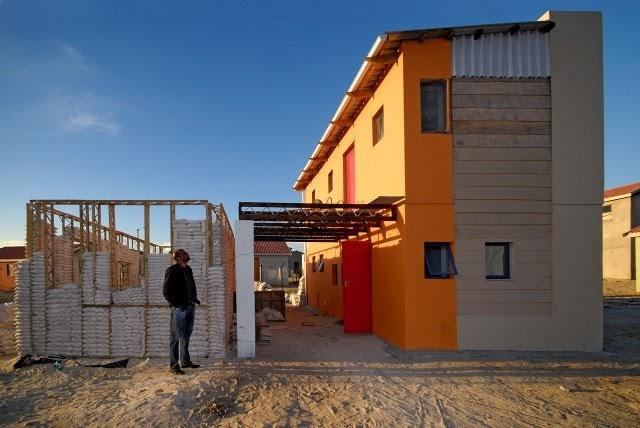 Design Indaba 10x10 Low Cost Housing Project Luyanda