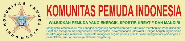 KOMUNITAS PEMUDA INDONESIA
