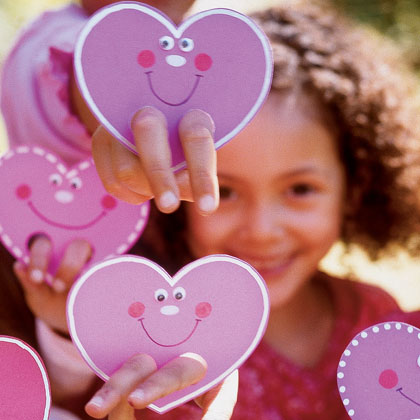 Easy Valentine's Crafts for Toddlers Saving Simple