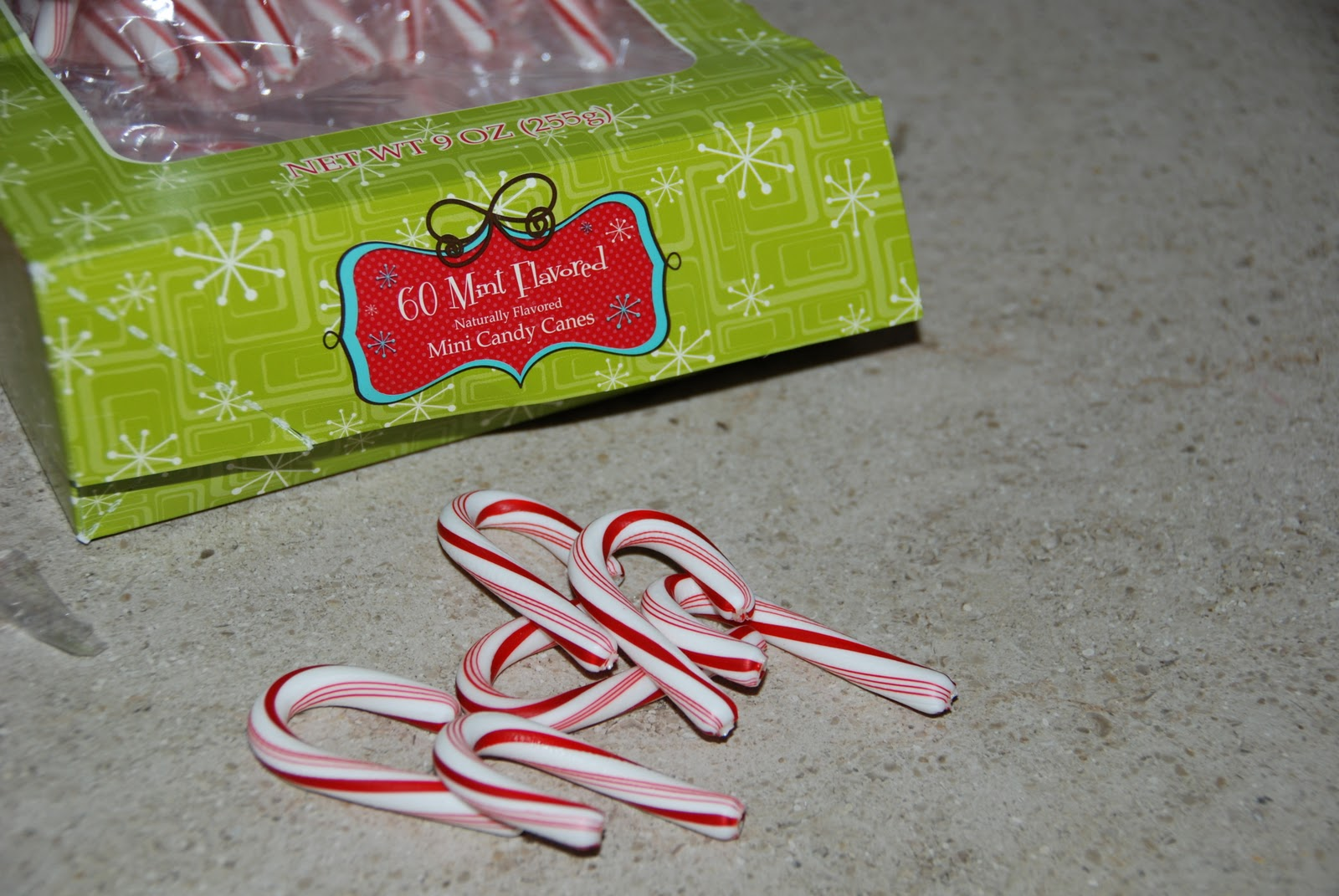 s my first candy cane