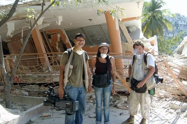D tachement des sapeurs pompiers guyanais en ha ti for College canape vert haiti