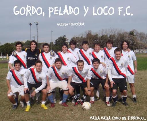 Gordo Pelado y Loco - 2010 -