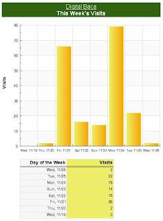 Statistic Blog by Site Meter