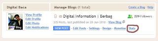 Sajian Baru dari Blogger.com