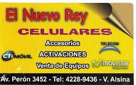 EL NUEVO REY