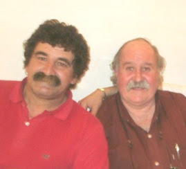 DANIEL Y MIGUEL, FESTEJANDO EL TRIUNFO