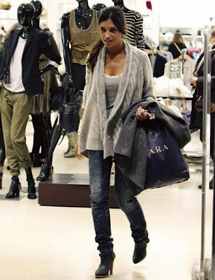 Fashion estilo look de sara carbonero - Sara carbonero ropa vogue ...