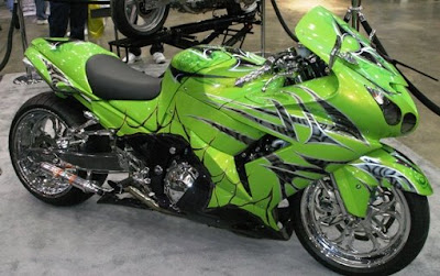 2009 kawasaki ninja zx 14 picture design and review