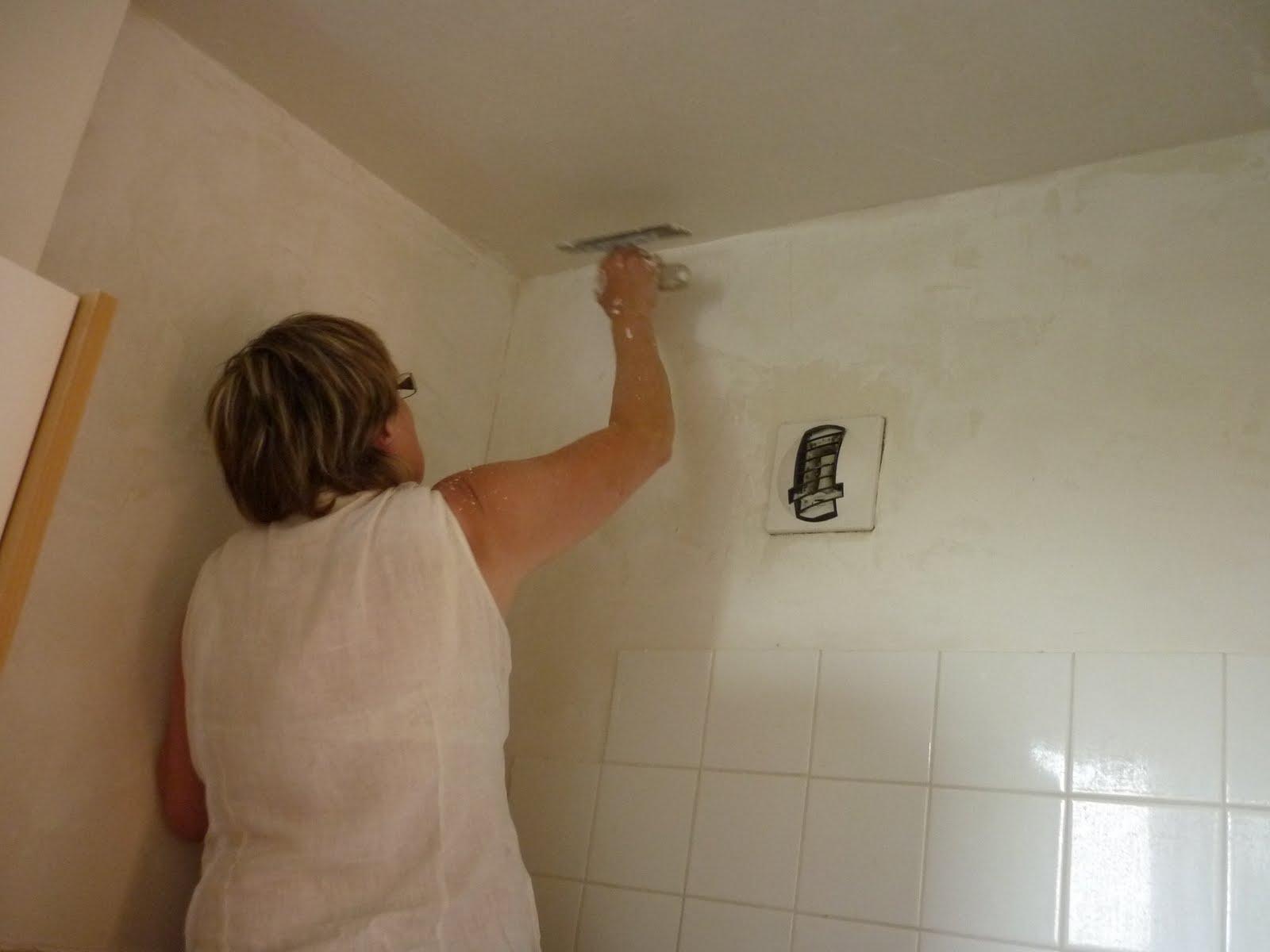 Dans l 39 art du temps d coration d 39 int rieur le savoir faire for Moisissure plafond salle de bain
