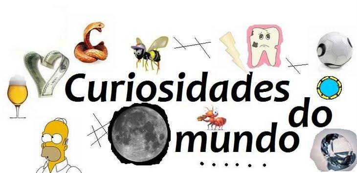CURIOSIDADES  DO MUNDO
