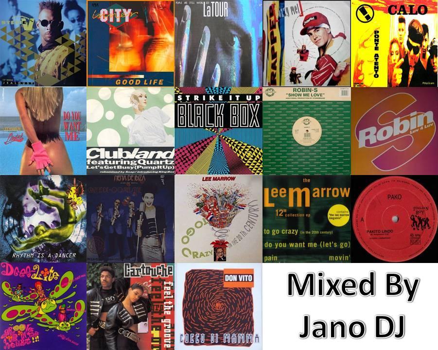 Don Vito - Cocco Di Mamma -Techno Bass Mix