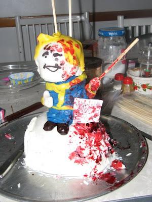 Lemonseed Cake
