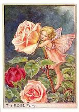 las hadas de las flores de Cicely Mary Barker