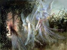 El velo de la reina Mab,un blog que te hará soñar