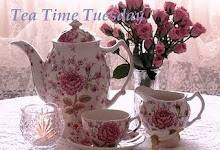 Tea time tuesday en Rose chintz cottage