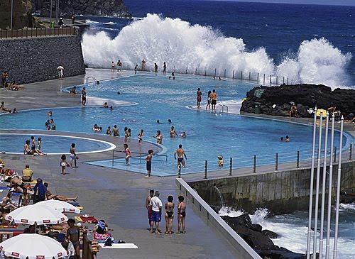 Beach Porto da Cruz