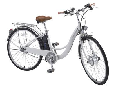 Sanyo's eneloop bike