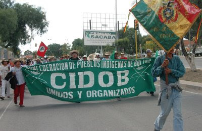 Corrupción en el fondo indígena