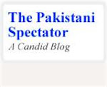 My interview with The Pakistani Spectator