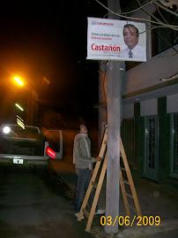 Campaña Castañon Diputado Nacional 09