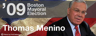 Fenway News Graphic of Thomas Menino