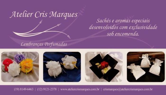 Atelier Cris Marques - Lembrancinhas Perfumadas