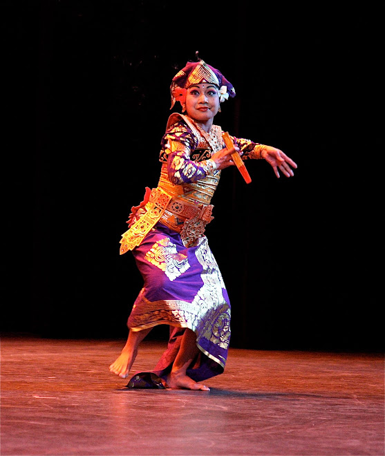 Classical Balinese dance