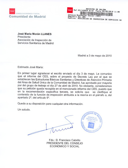 carta de referencias laborales