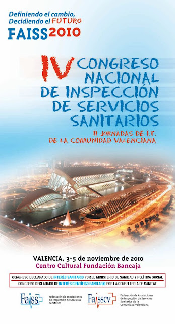 Cartel del IV Congreso FAISS