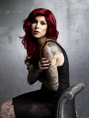 kat von d photo shoots