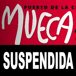 Mueca Suspendido