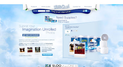 WhiteCloud' Imagination Unrolled Photo Contest