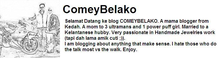ComeyBelako