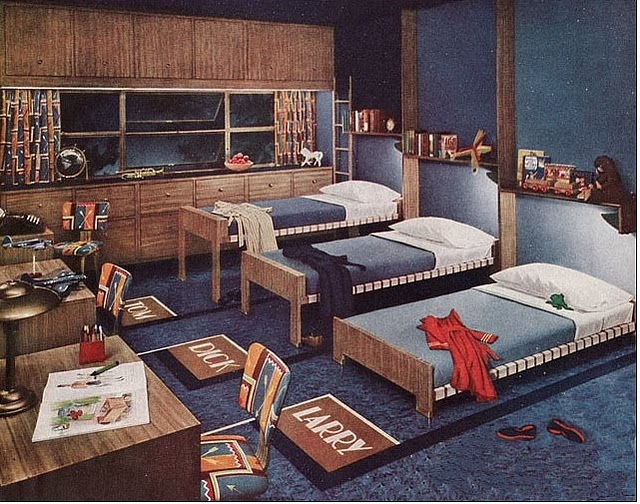 Childrens Bedroom Carpet Ideas