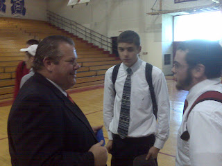 Burlington High School Principal's Blog: November 2008