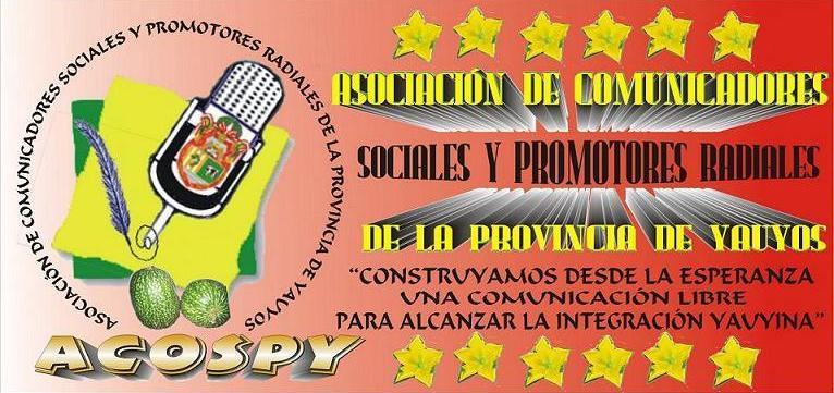 ACOPSY DE YAUYOS PARA EL PERU