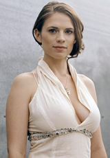 hayley atwell measurements