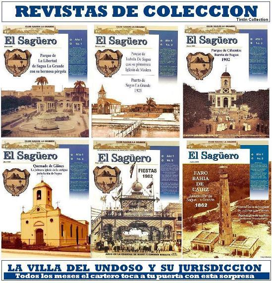 Publicaciones Sagüeras