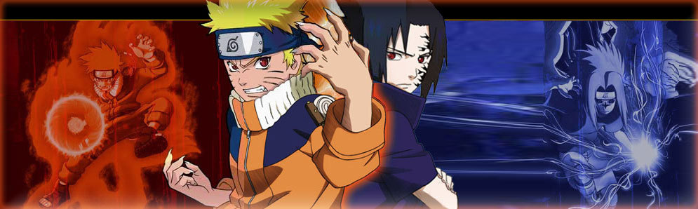SITE OFICIAL DO NARUTO...
