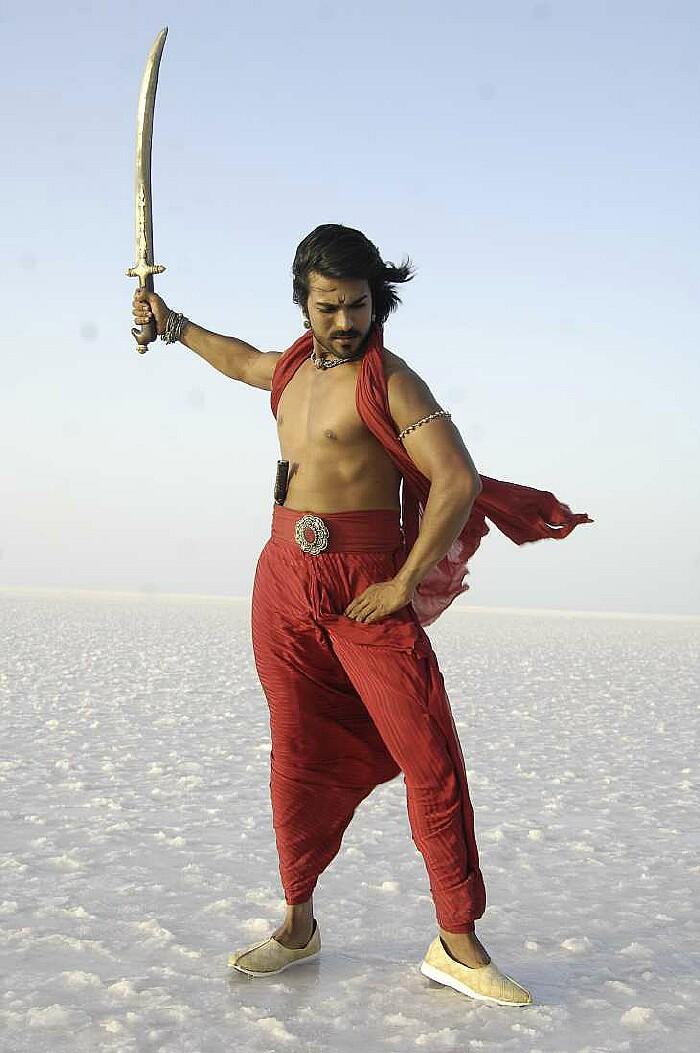 Ramcharan In Maghadheera Stunts Myclipta